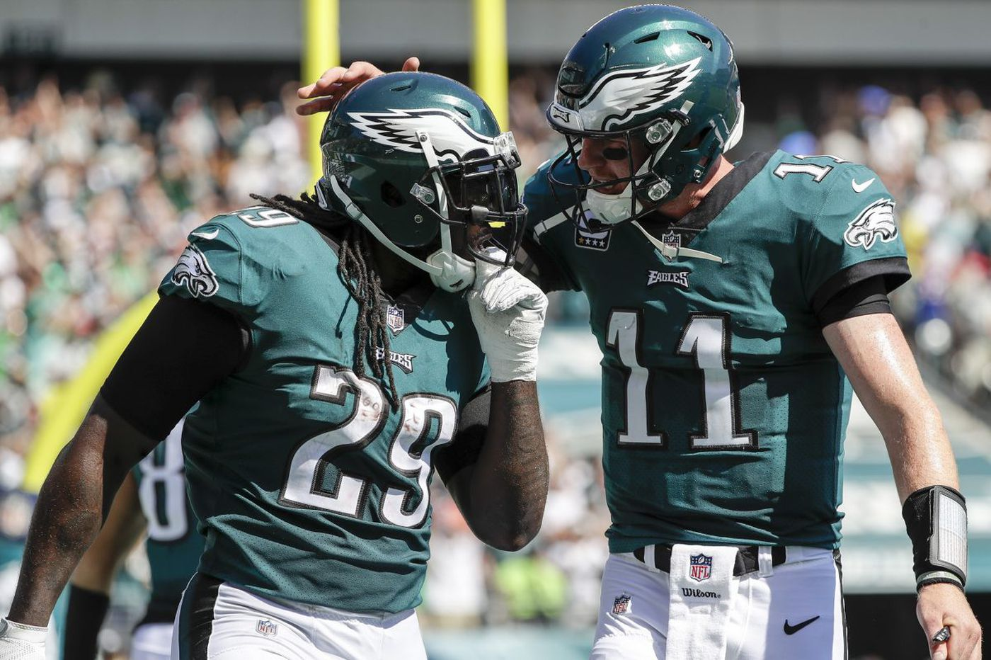 Eagles-Giants: What we learned
