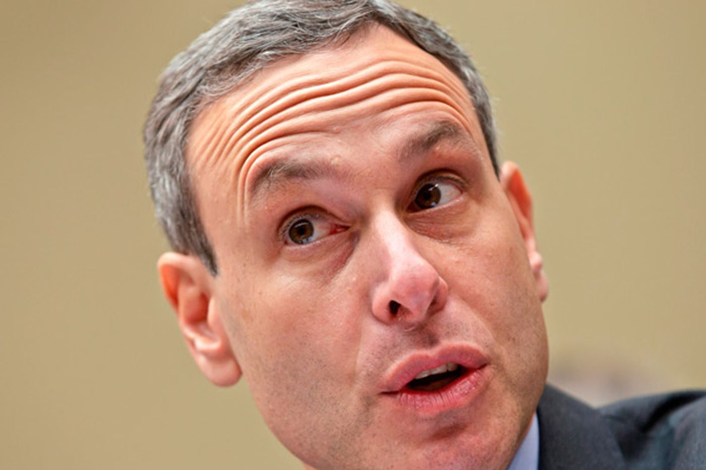 Critics of feds also on IRS list