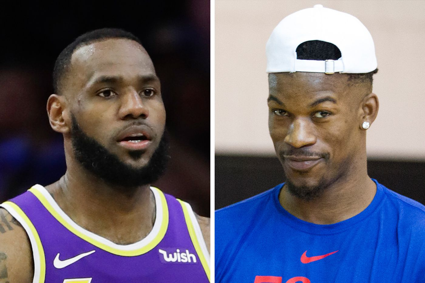 Lebron Lakers >> Lebron James Reportedly Recruiting Sixers Jimmy Butler To