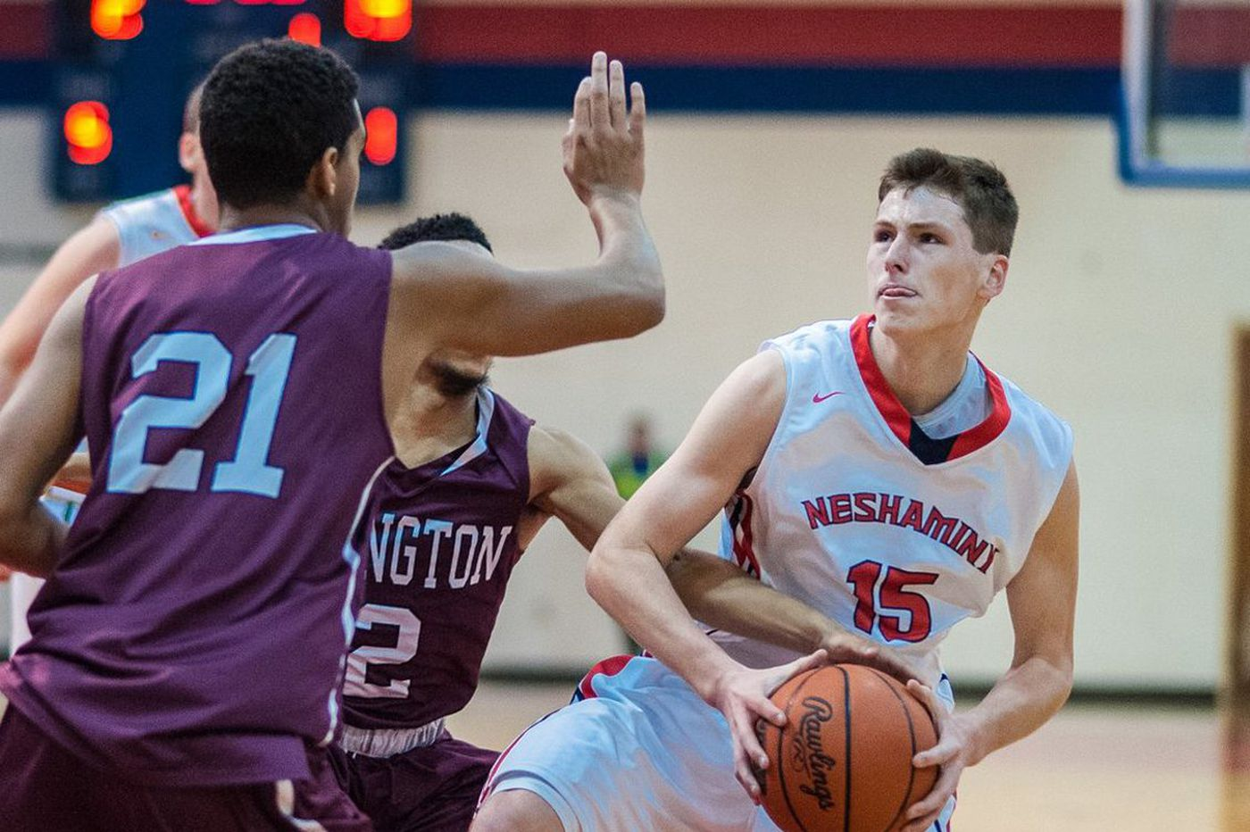 Wednesday's Pa. roundup: Chris Arcidiacono scores 51 in Neshaminy's thrilling win over Lower Merion