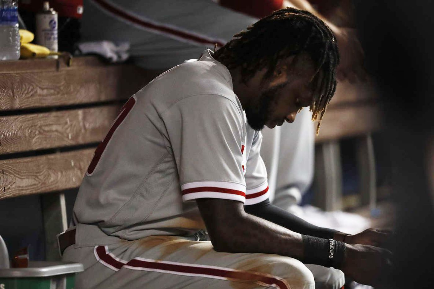 Phillies' offense goes quiet again in loss to Marlins, wastes opportunity to gain ground on Braves