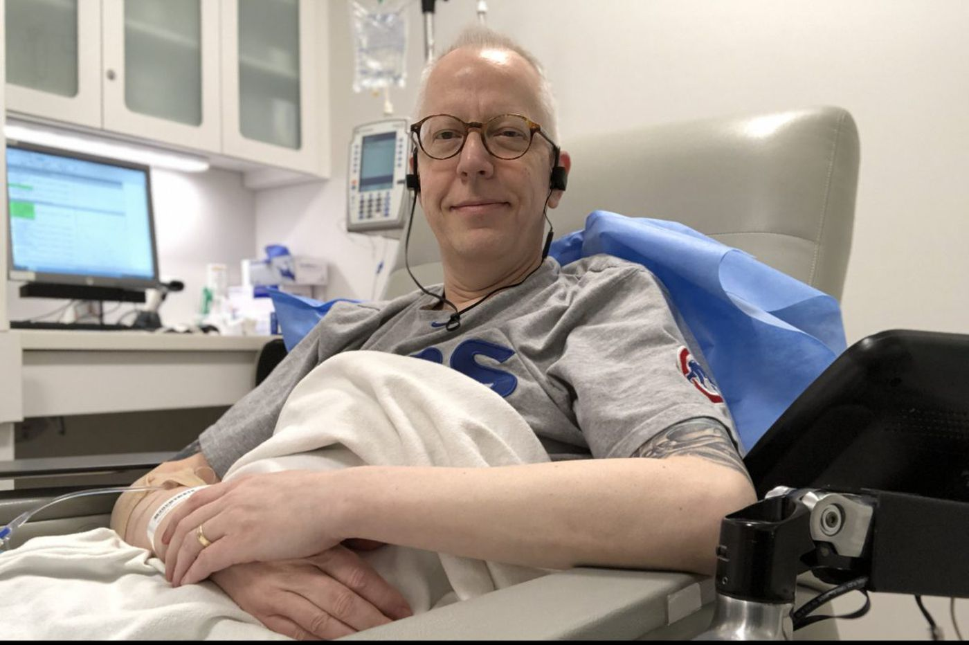 Yardley man has terminal illness, but can't support GOP 'right to try'