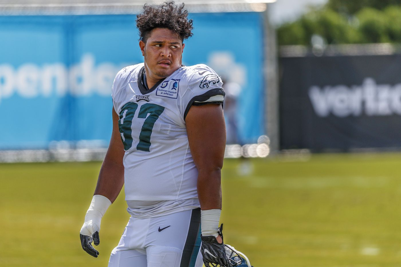 Eagles testing defensive tackle depth with Tim Jernigan's status uncertain; Haloti Ngata, Destiny Vaeao could have bigger roles