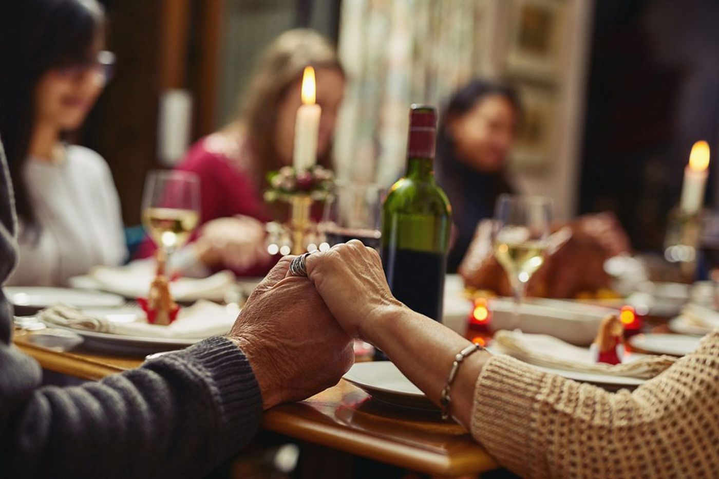 Why end-of-life discussions should be on your family's holiday menu