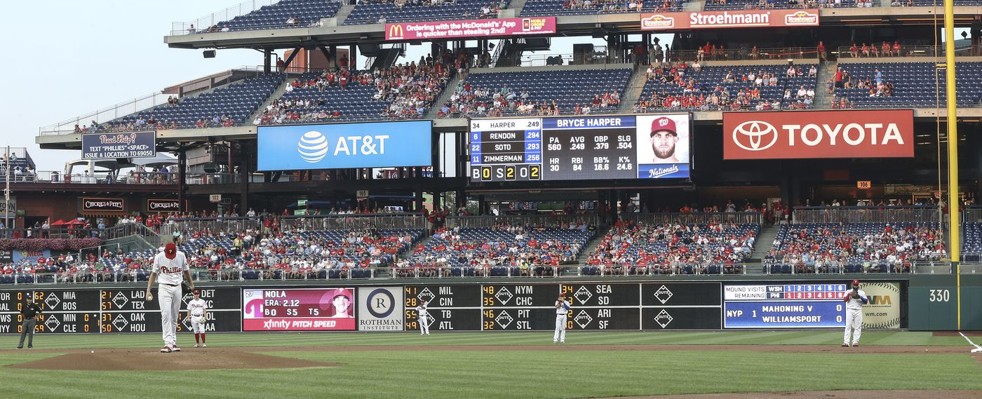 Three theories on MLB's attendance problem | David Murphy