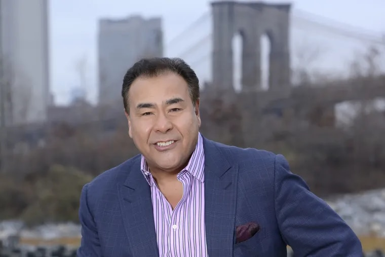 """ABC News correspondent John Quinones also anchors the network's """"What Would You Do?"""""""