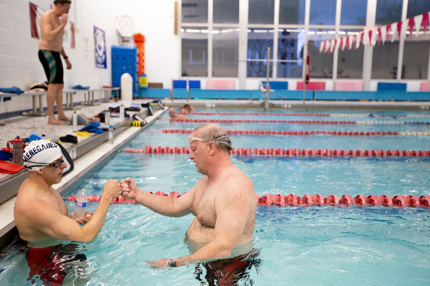 Rowan College is closing its public pool in Pemberton. Now, residents are trying to save it.