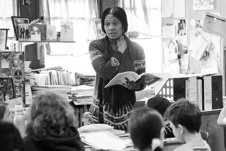 Maisha Bradley, 42 died November 3, 2017. She was a teacher at Meredith Elementary in S. Philadelphia.