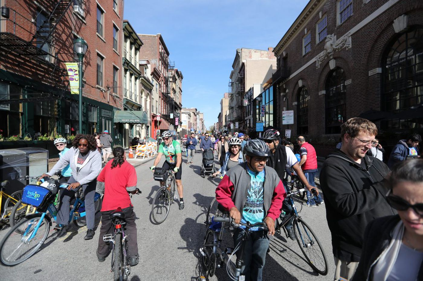 Philly Free Streets will be on North Broad in 2018
