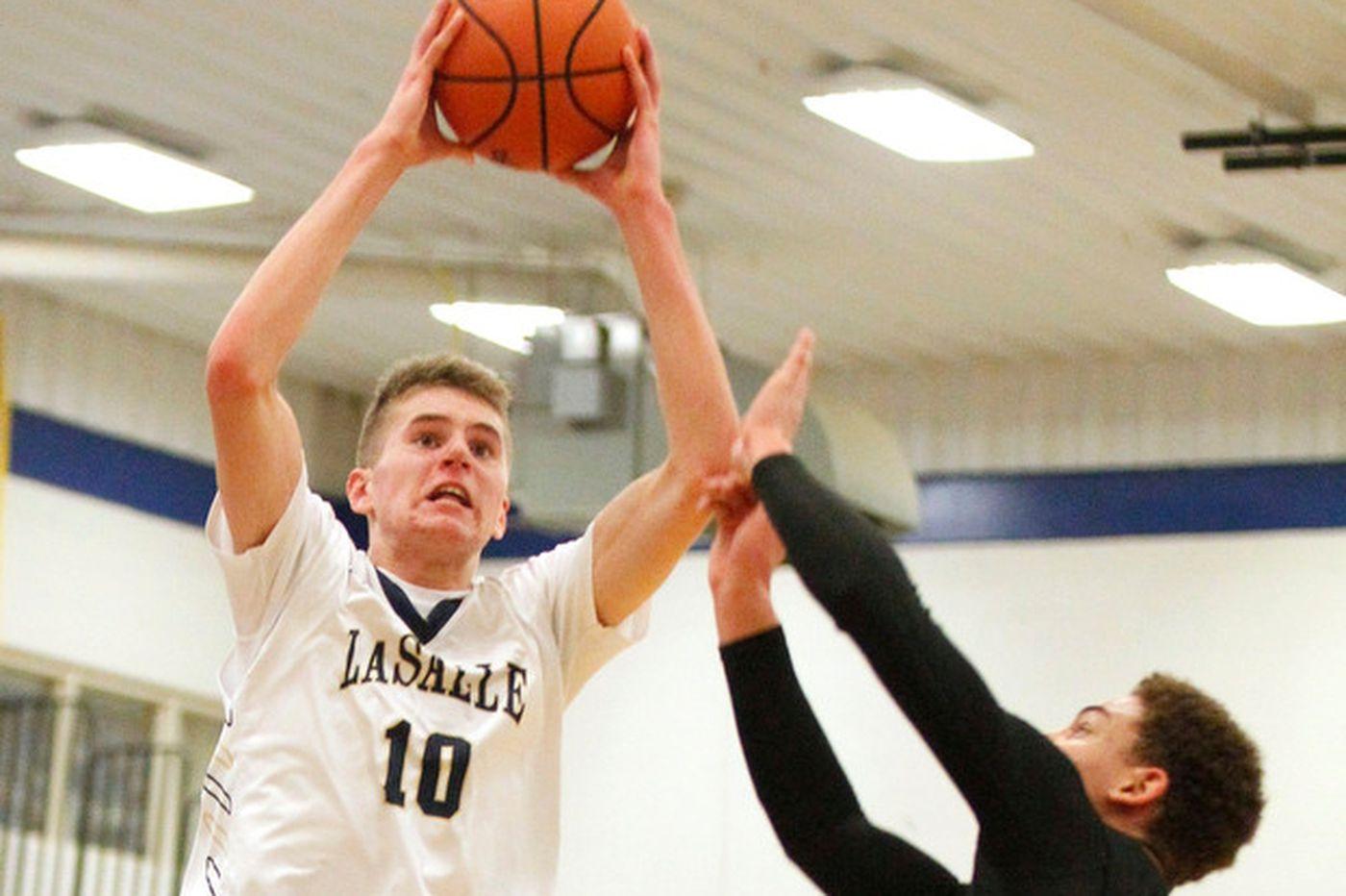 Video: La Salle's Konrad Kiszka dunks his way into ESPN's Top Plays