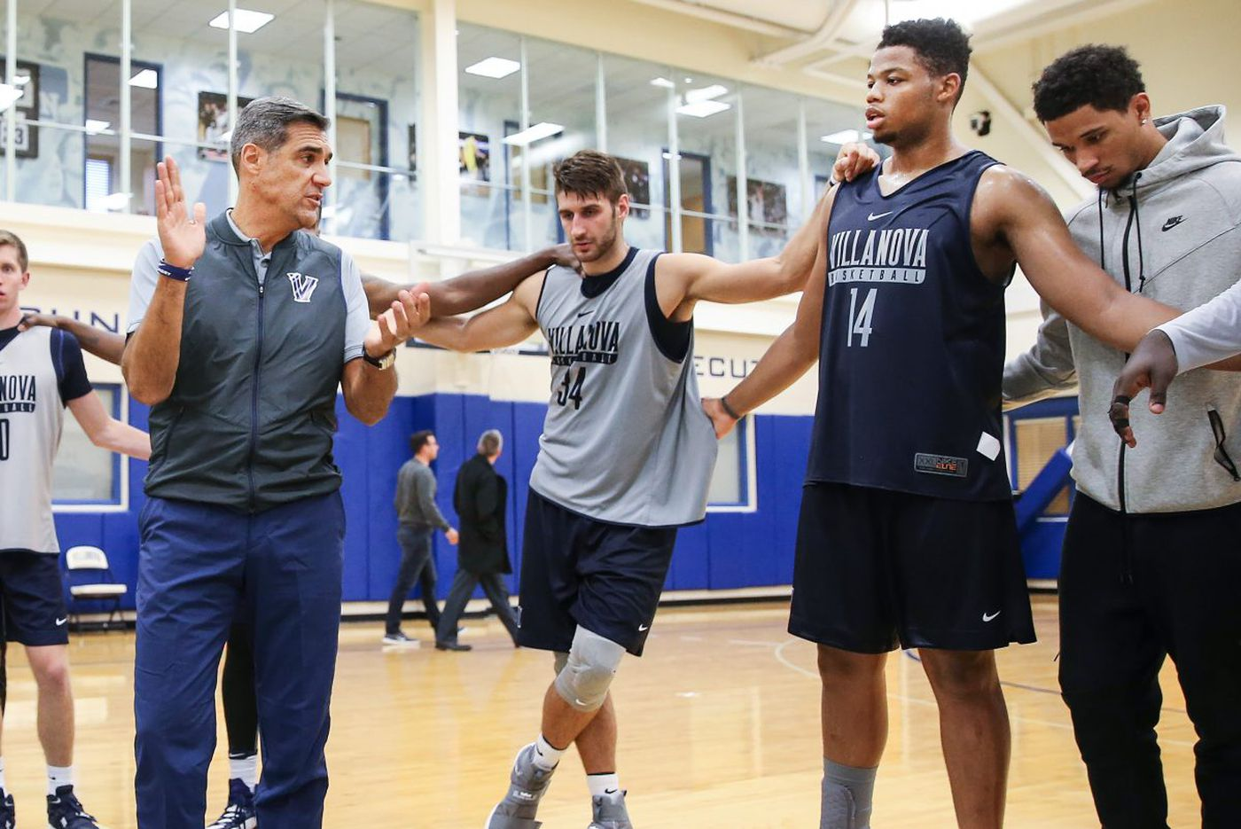 Villanova picked by coaches to win Big East again