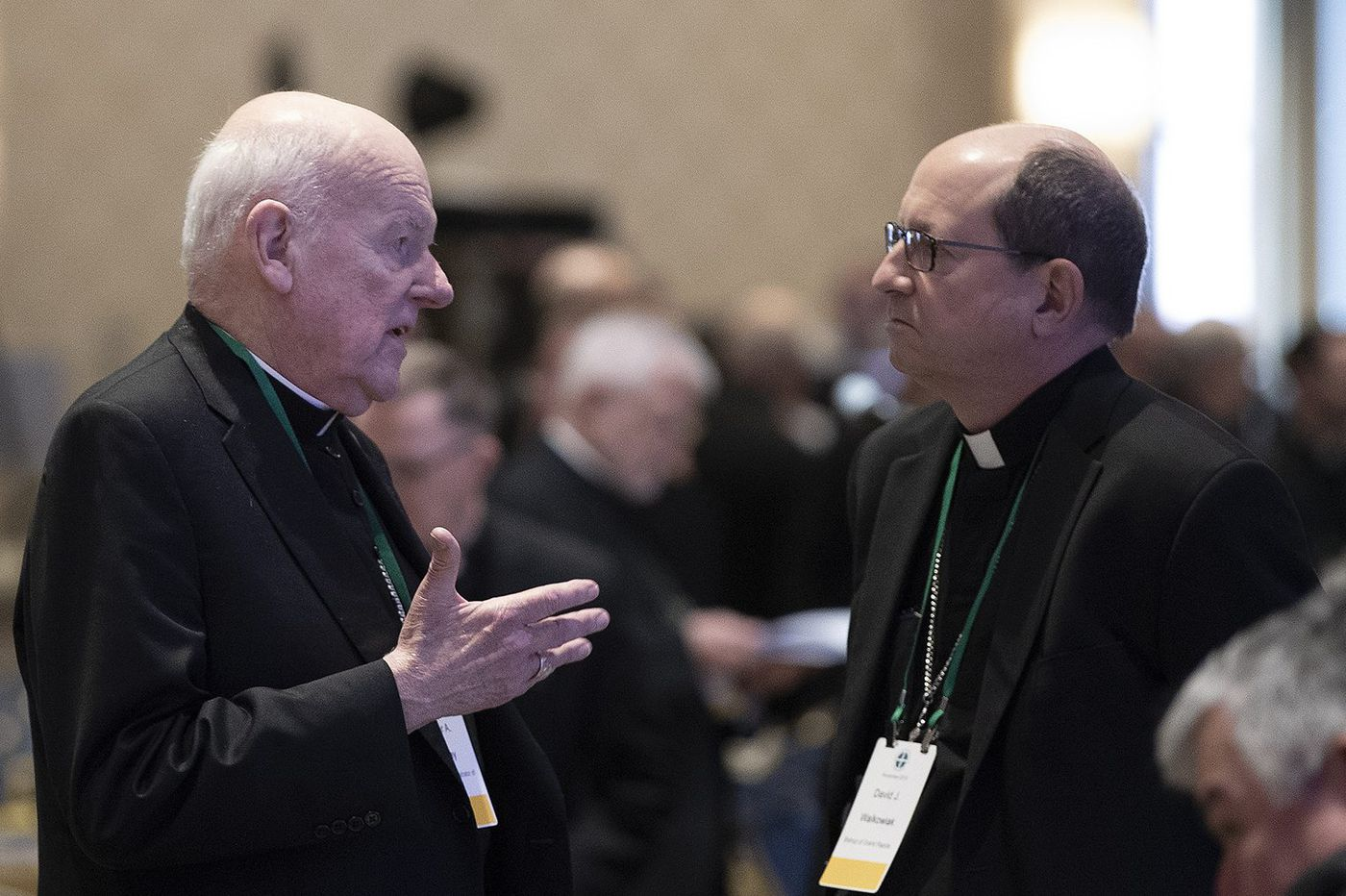 How a generational divide shapes U.S. bishops' response to sex abuse