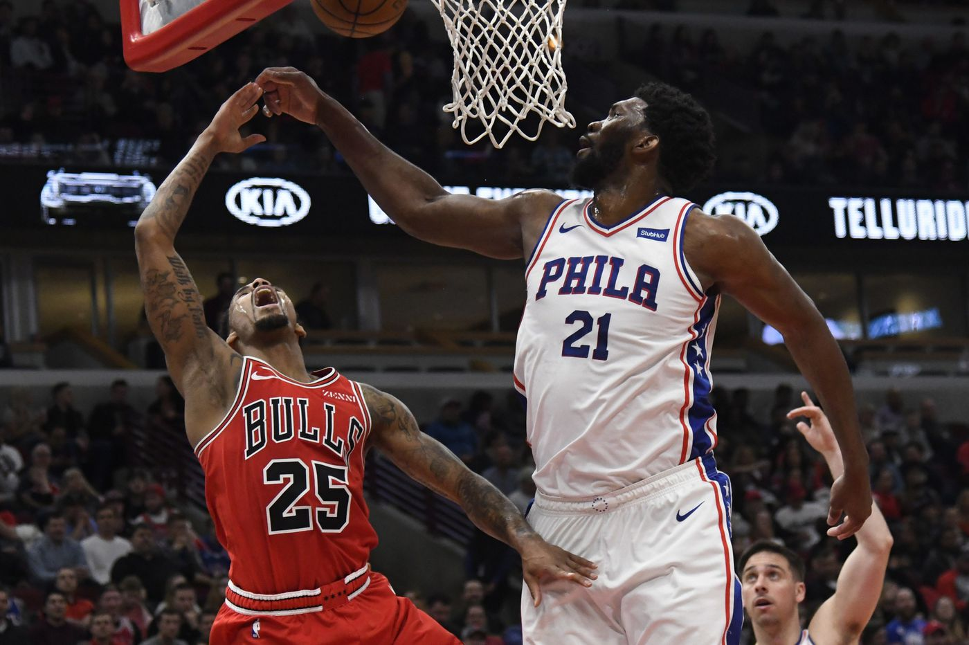 Sixers clinch No. 3 seed in playoffs, have one week to get Joel Embiid in shape, figure out back end of rotation