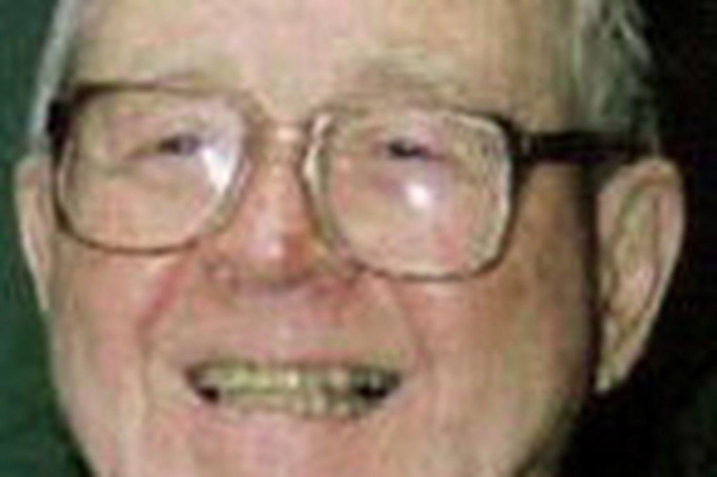 Edward D. Nestor | Executive, veteran, 88