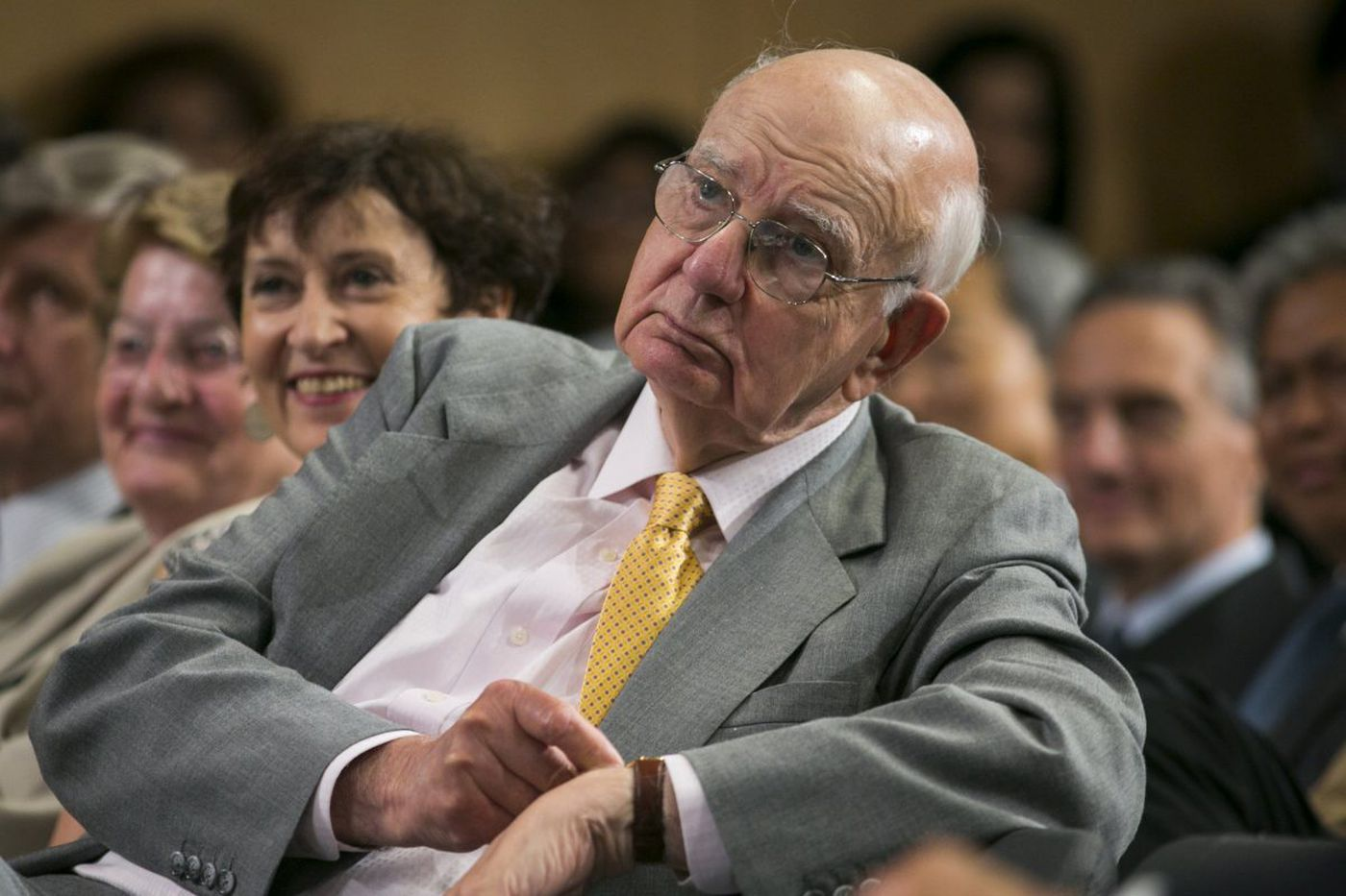 Volcker Rule rewrite is said to drop key trading burden on banks