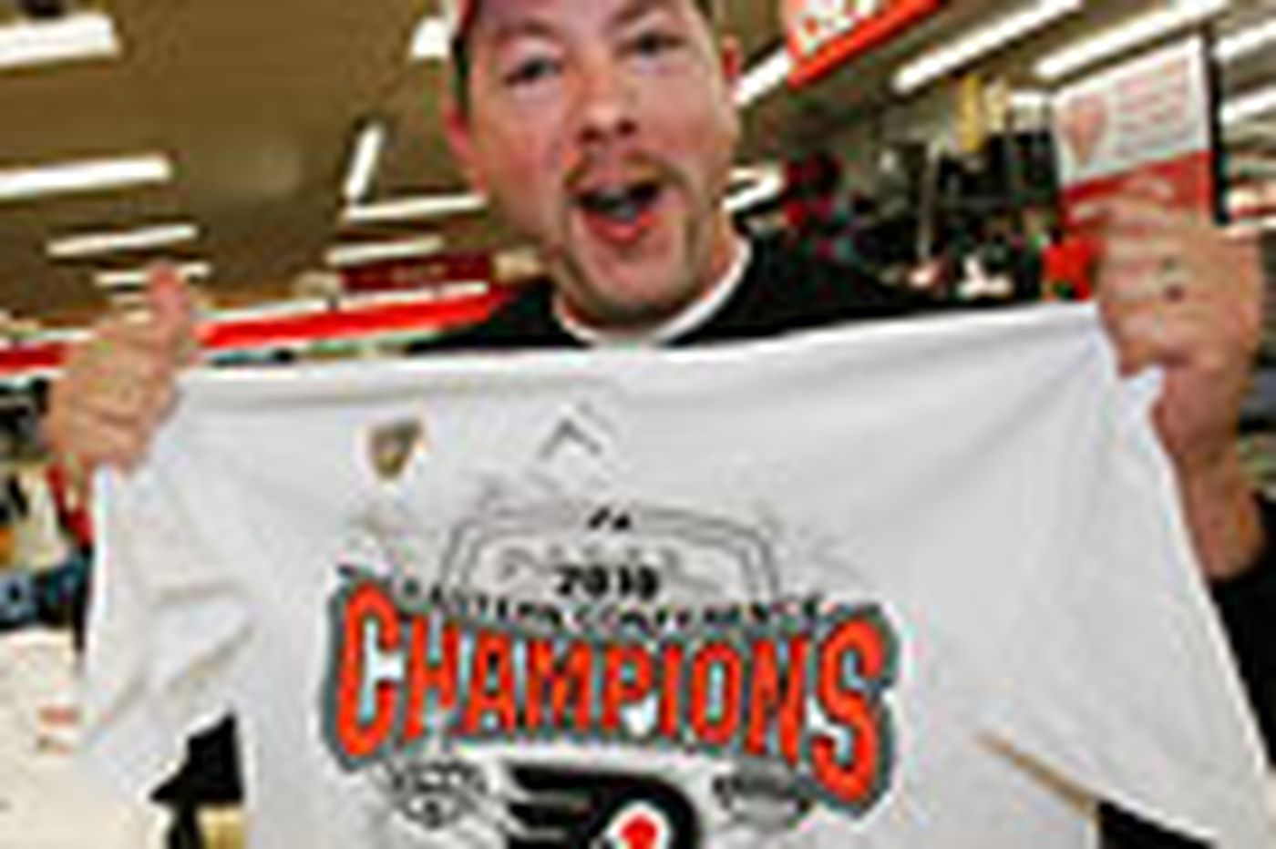 Will Phila. or Flyers net a profit from Cup finals?