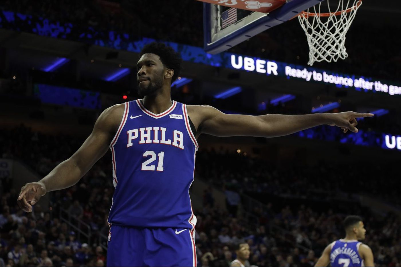 Sixers to sit Joel Embiid against Cavaliers