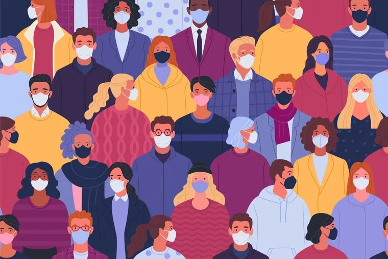 The United States has more than 21 million confirmed cases of COVID-19 — a rate approaching one in 15 people — plus untold millions who had mild or no symptoms and were never identified.