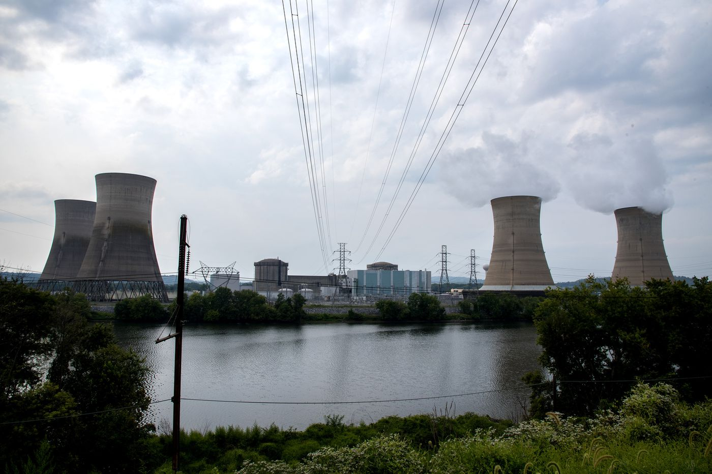 Customers would pay millions to rescue Pa. nuclear reactors, including some that are already profitable