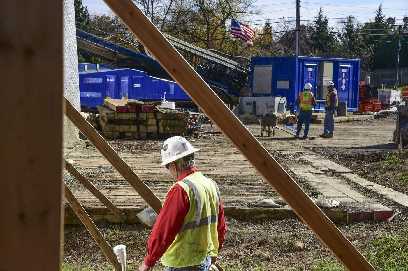 Pa. DEP scrutinizes Sunoco Mariner Pipeline 2 project for more unapproved drilling
