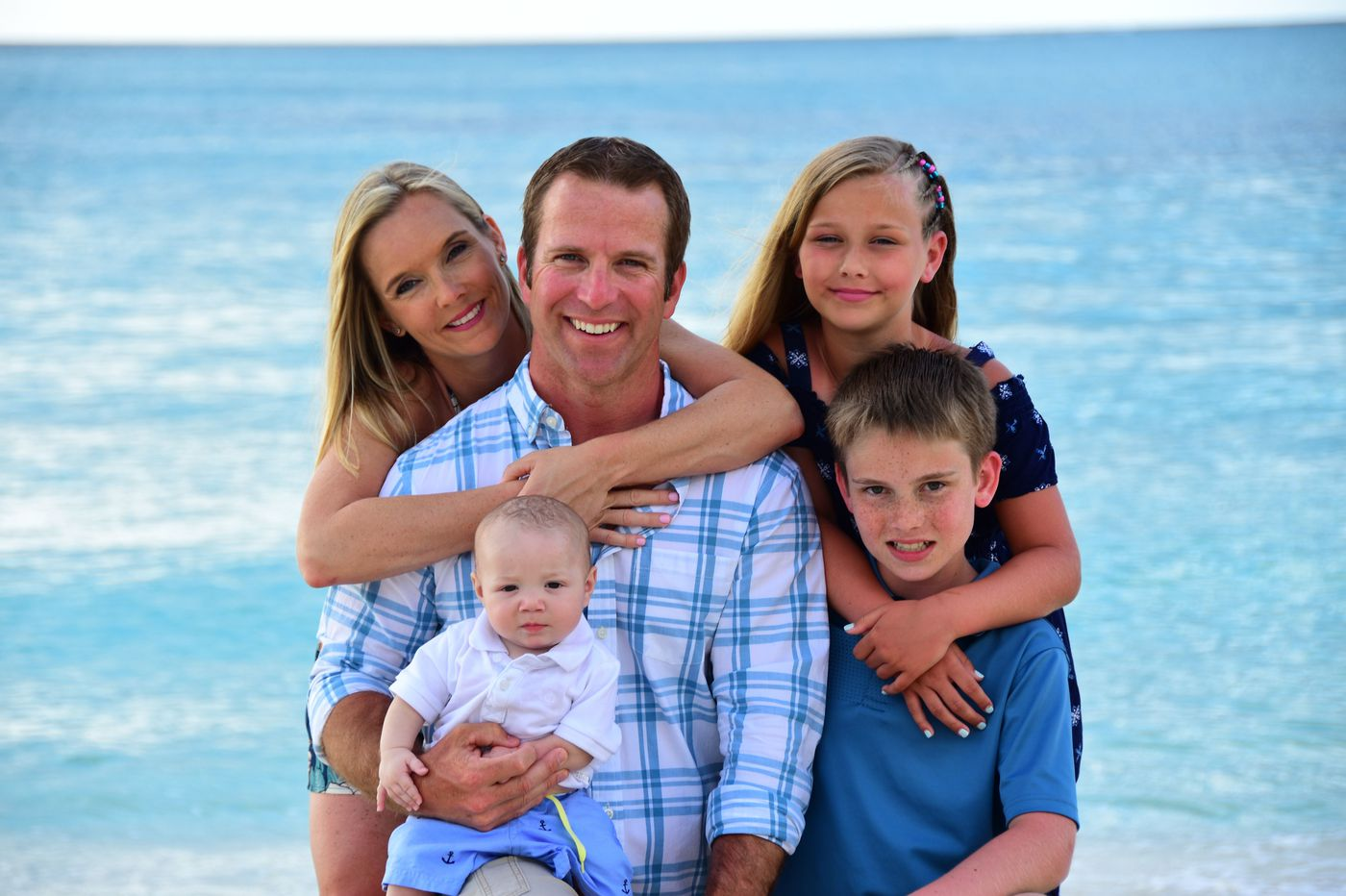 The Parent Trip: Keri and Mike Schaeffer of Lewes, Del.