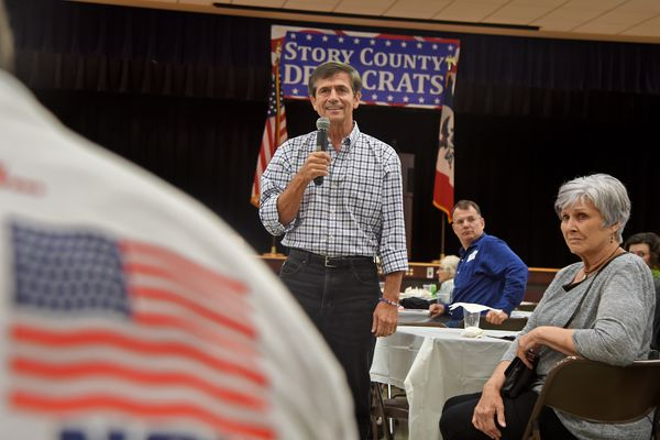 Democrat Joe Sestak drops his long-shot presidential bid
