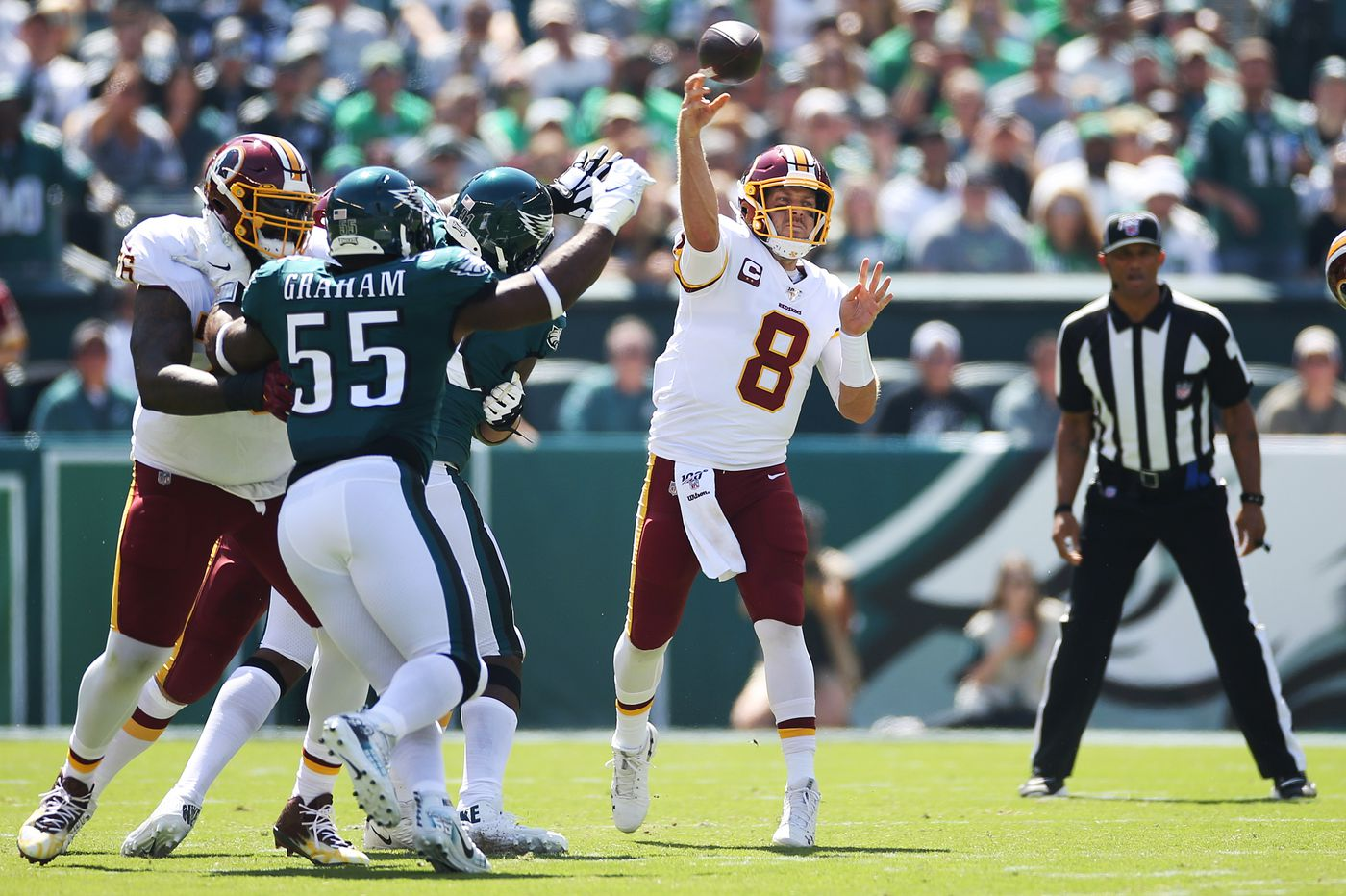 In Case you missed it, Keenum lit up Eagles' pass defense | Bob Ford