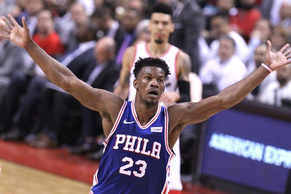 NBA playoffs: Sixers even series with Raptors behind Jimmy Butler's 30 points