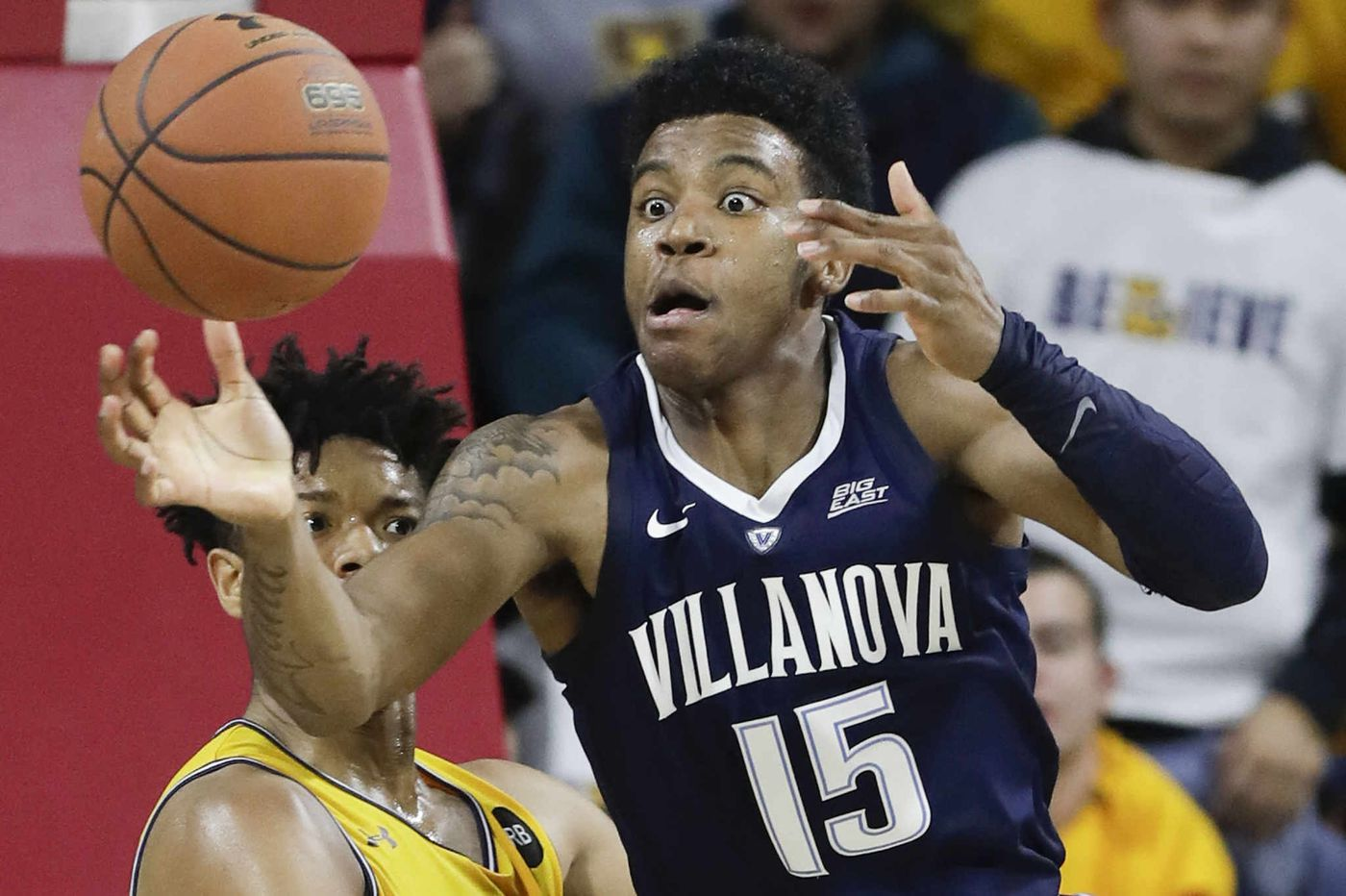 Villanova will put 23-game Big 5 winning streak on the line against Temple