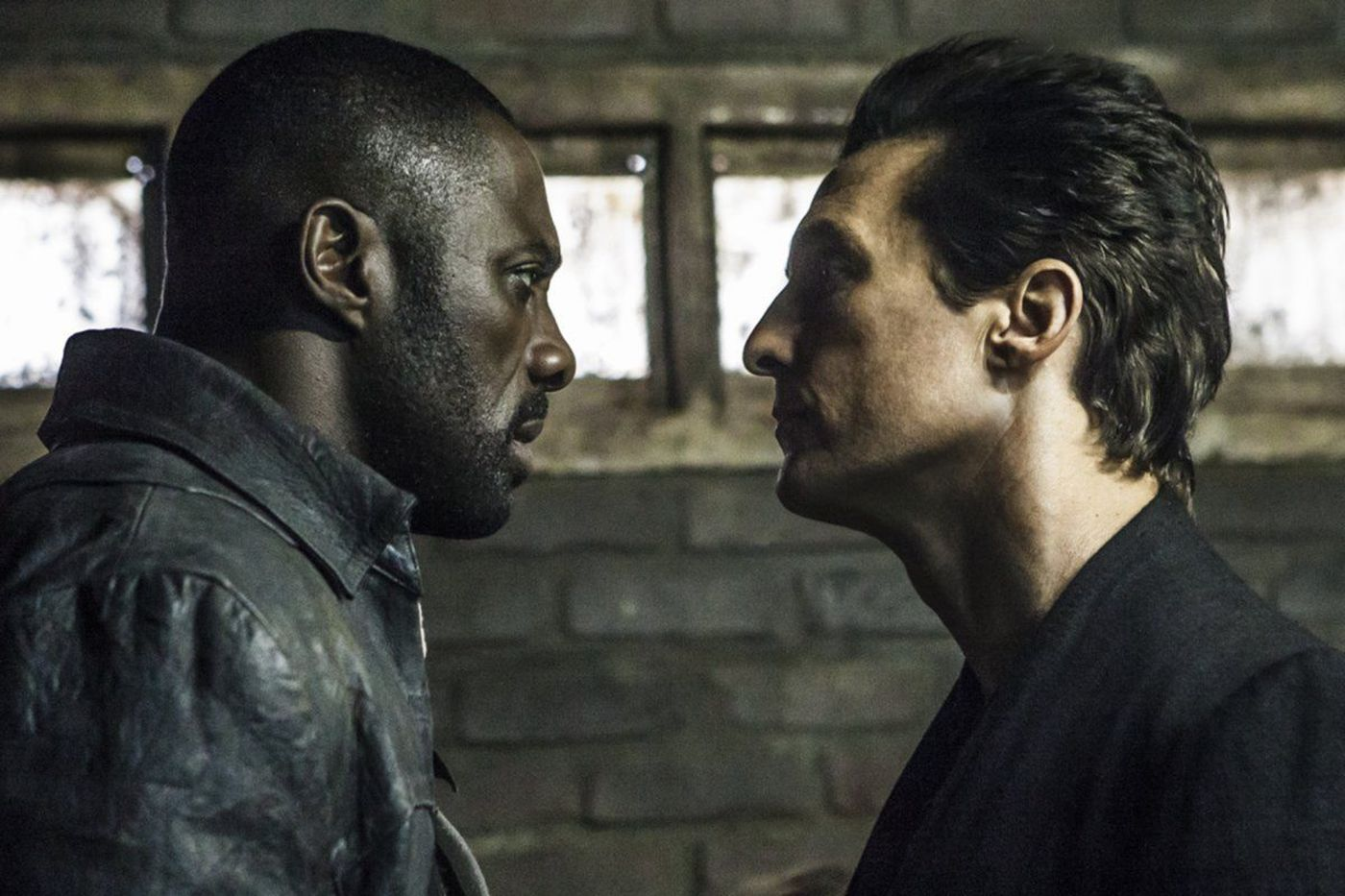 Not even Idris Elba can save 'The Dark Tower'