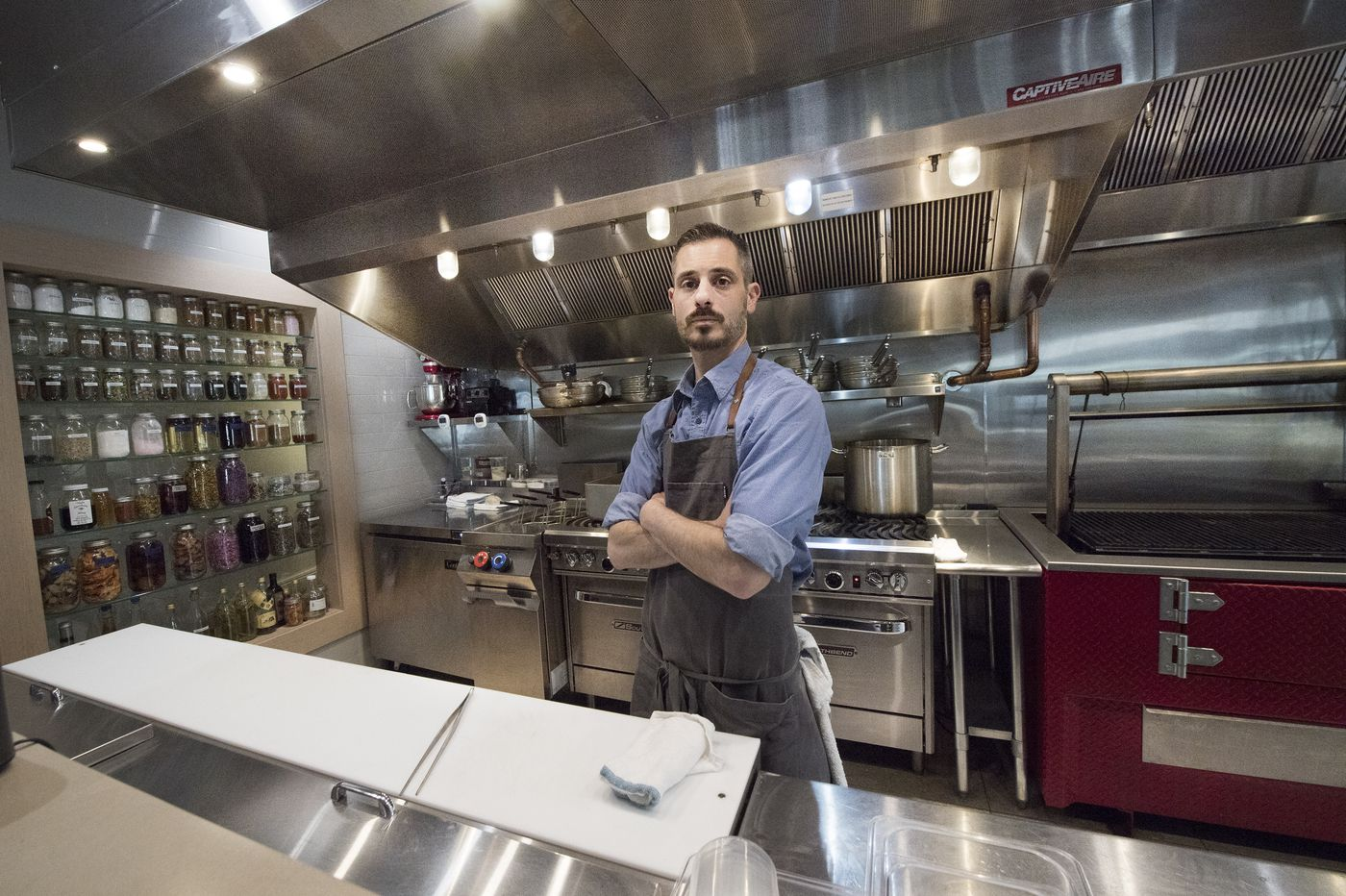 After finding themselves unexpectedly homeless in West Chester, chef and his wife put down roots at Andiario