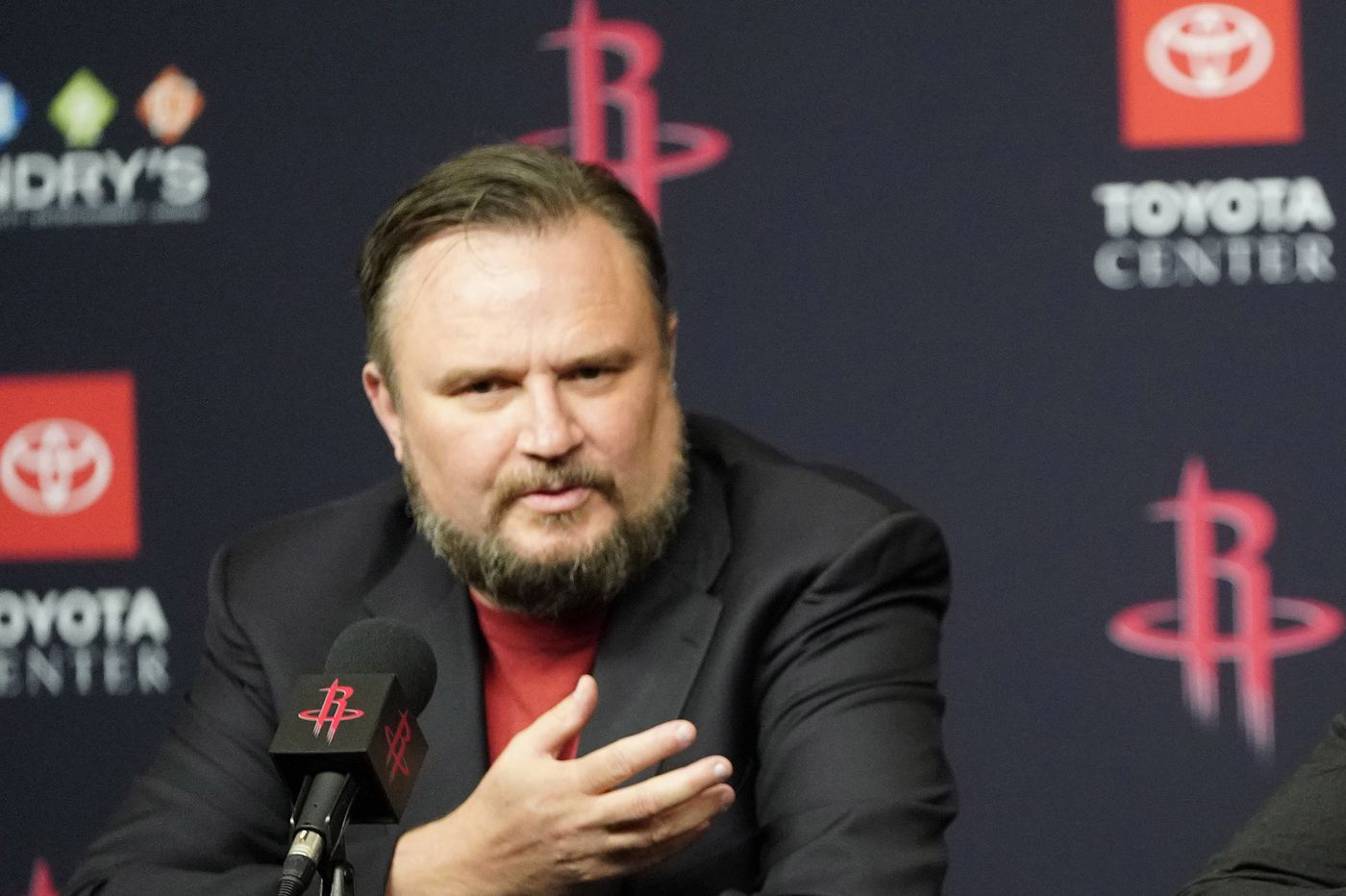 In Daryl Morey, the Sixers place their future in the hands of an executive who can see it | David Murphy
