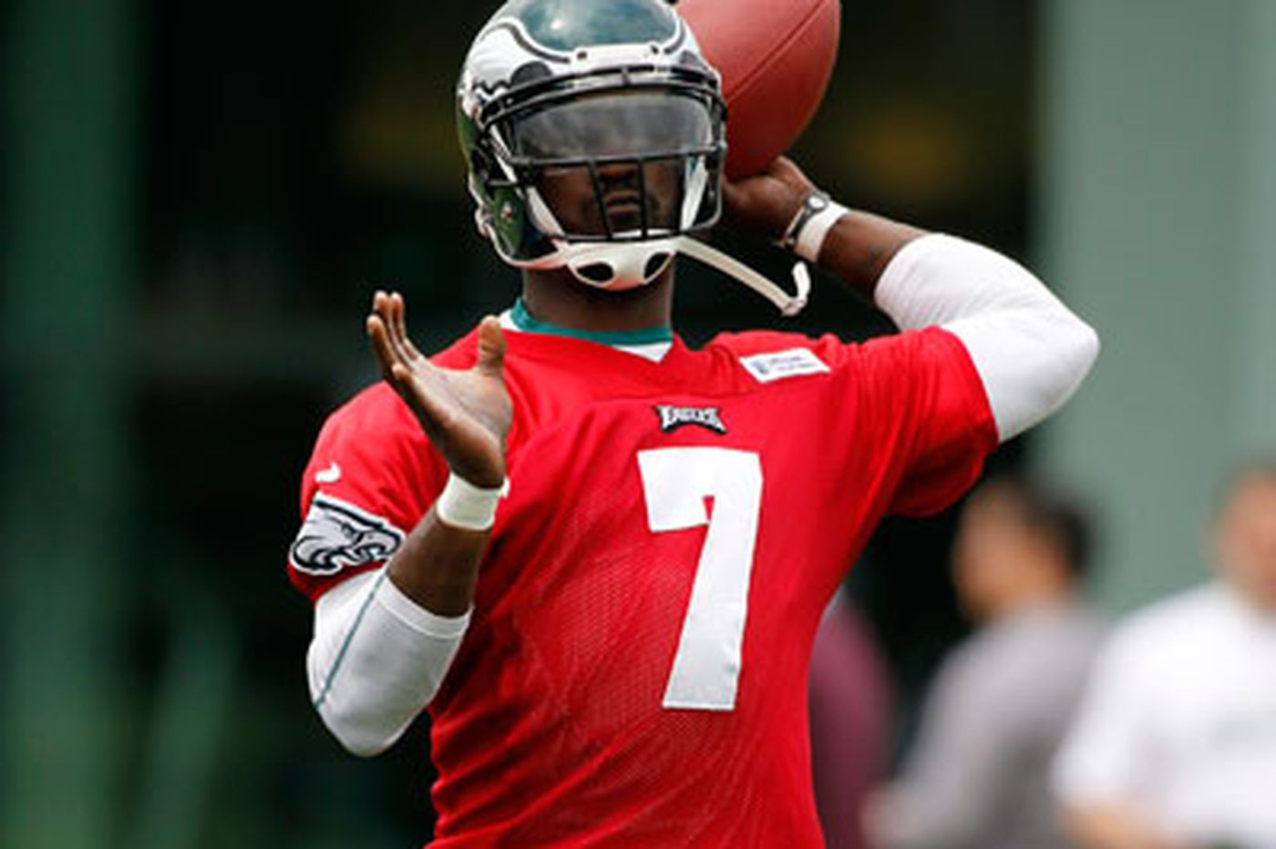 6caa70c6 Can Philadelphia Eagles quarterback Michael Vick change at this point in  his career?