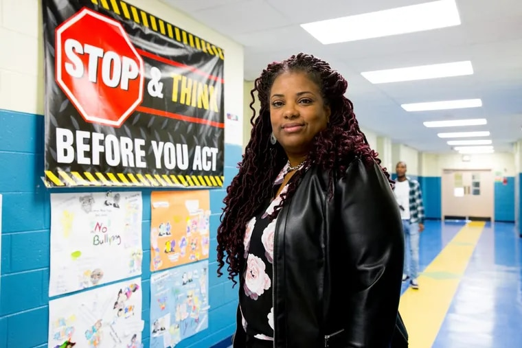 A year ago, children roamed the halls of Kenderton Elementary in North Philadelphia. Now, under the administration of Principal Victoria Pressley, the school is on the rise.