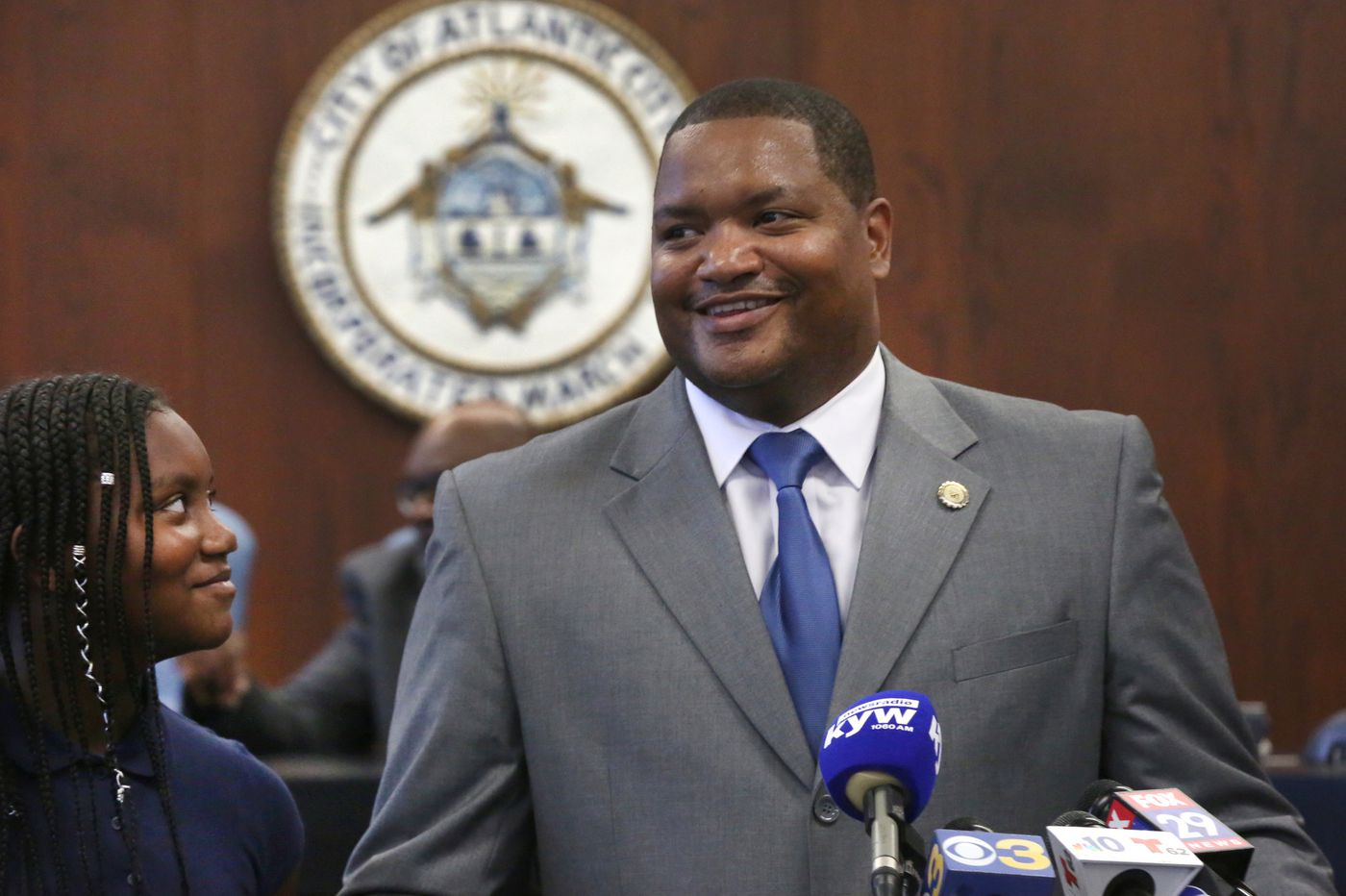 Atlantic City gets a new mayor after another one is disgraced. Will it matter?
