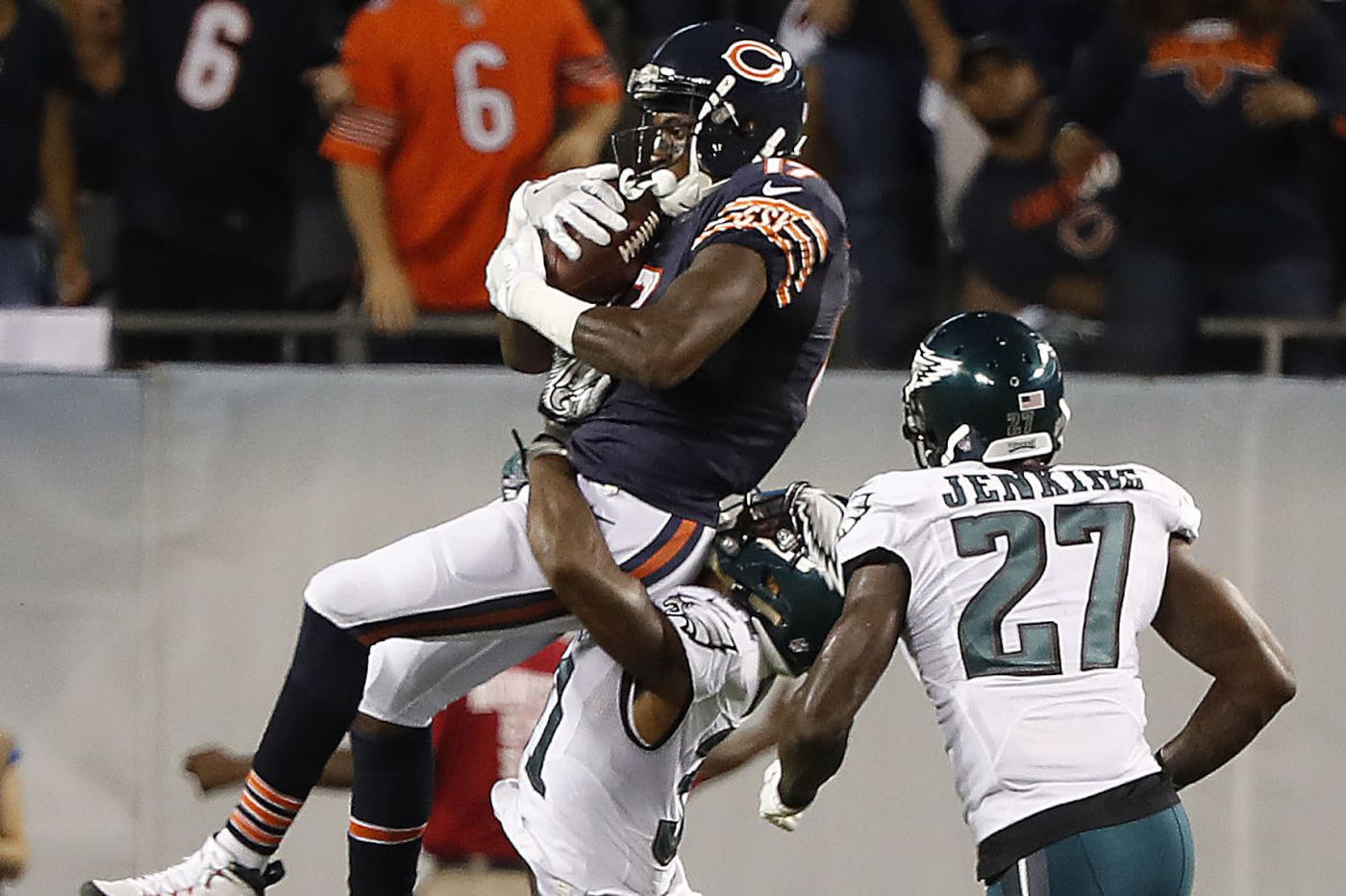 Eagles' Alshon Jeffery: 'It's the perfect fit for me'
