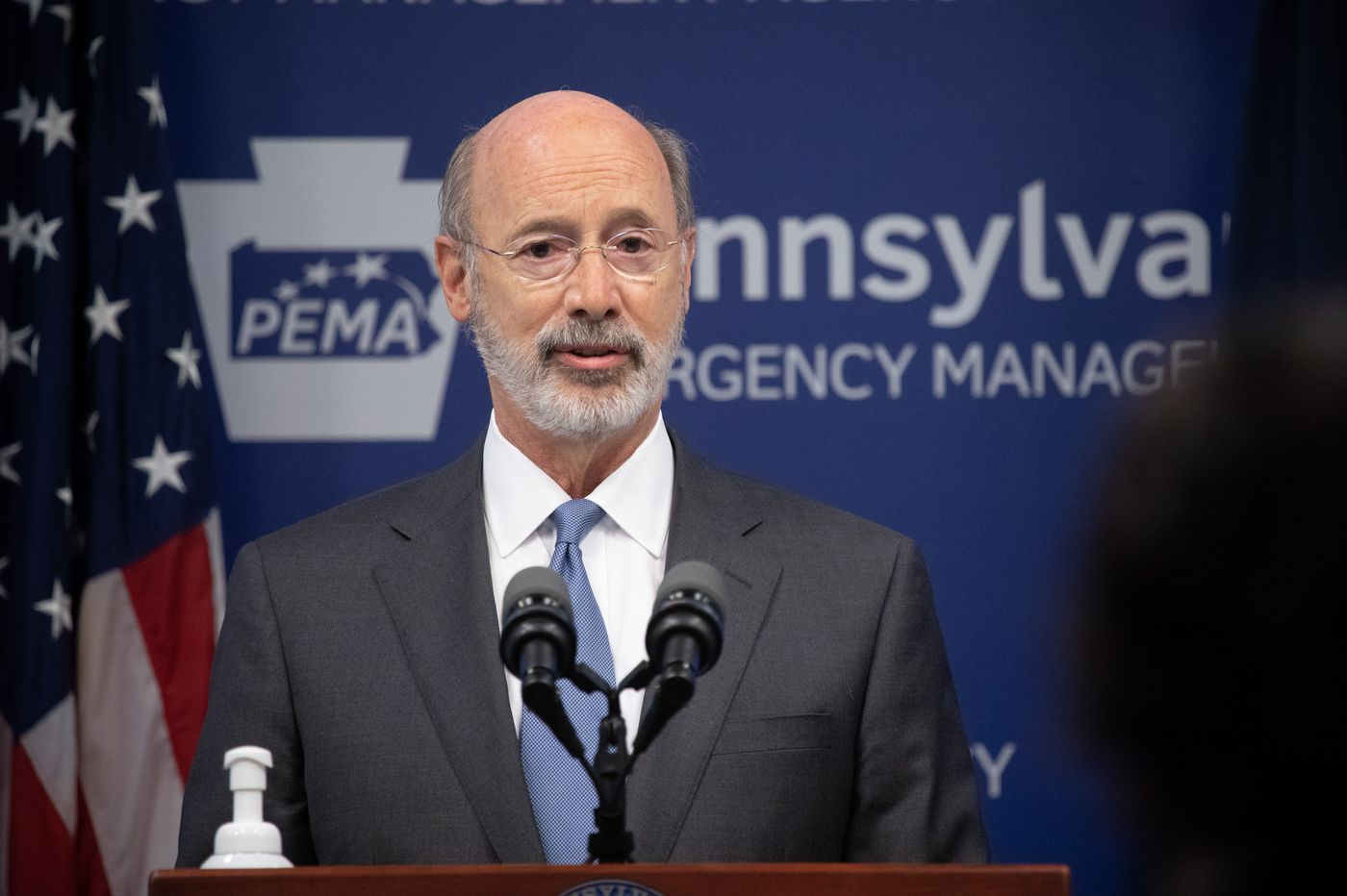 Pa. drop in COVID-19 cases wins federal praise, and New Jersey works to reopen colleges