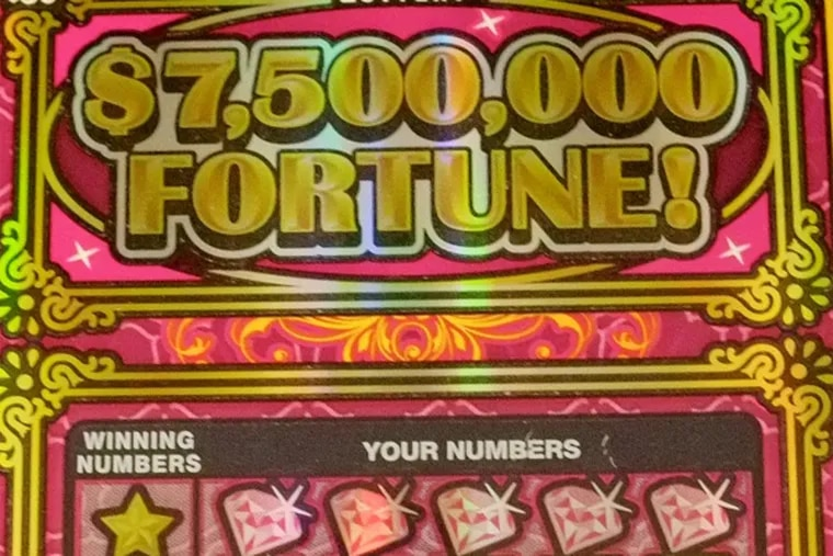 A $7.5 million prize is missing in $7,500,000 Fortune, a $50 Texas scratch-off game. Data analysis suggests it might have been passed by early in the game.