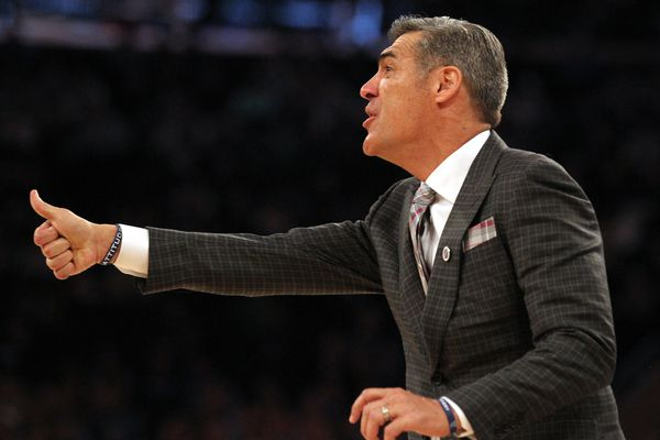 Villanova 2019-20 basketball schedule: Kansas' visit one of 7 games at Wells Fargo Center