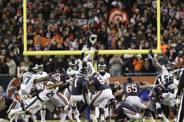 A Bears miss is massive for the Eagles this time | Bob Ford