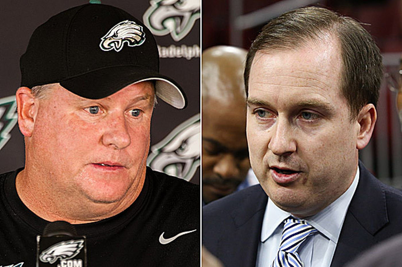 Kelly and Hinkie approach rebuilding differently