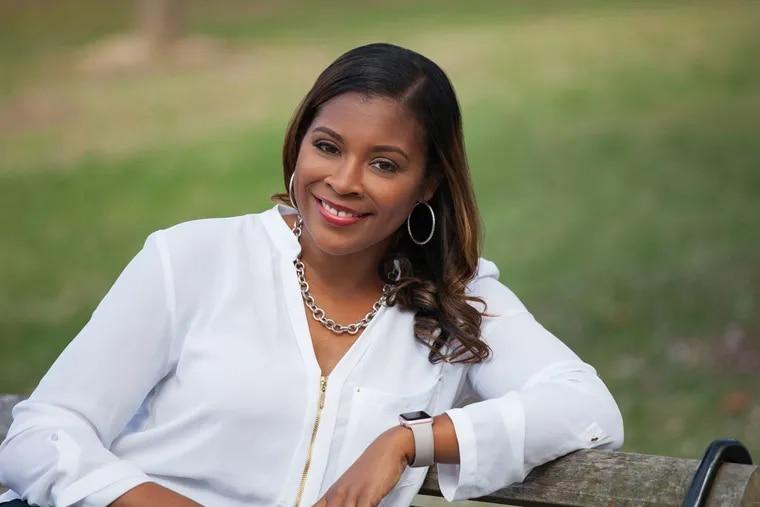 "Sadeqa Johnson, author of ""Yellow Wife."""