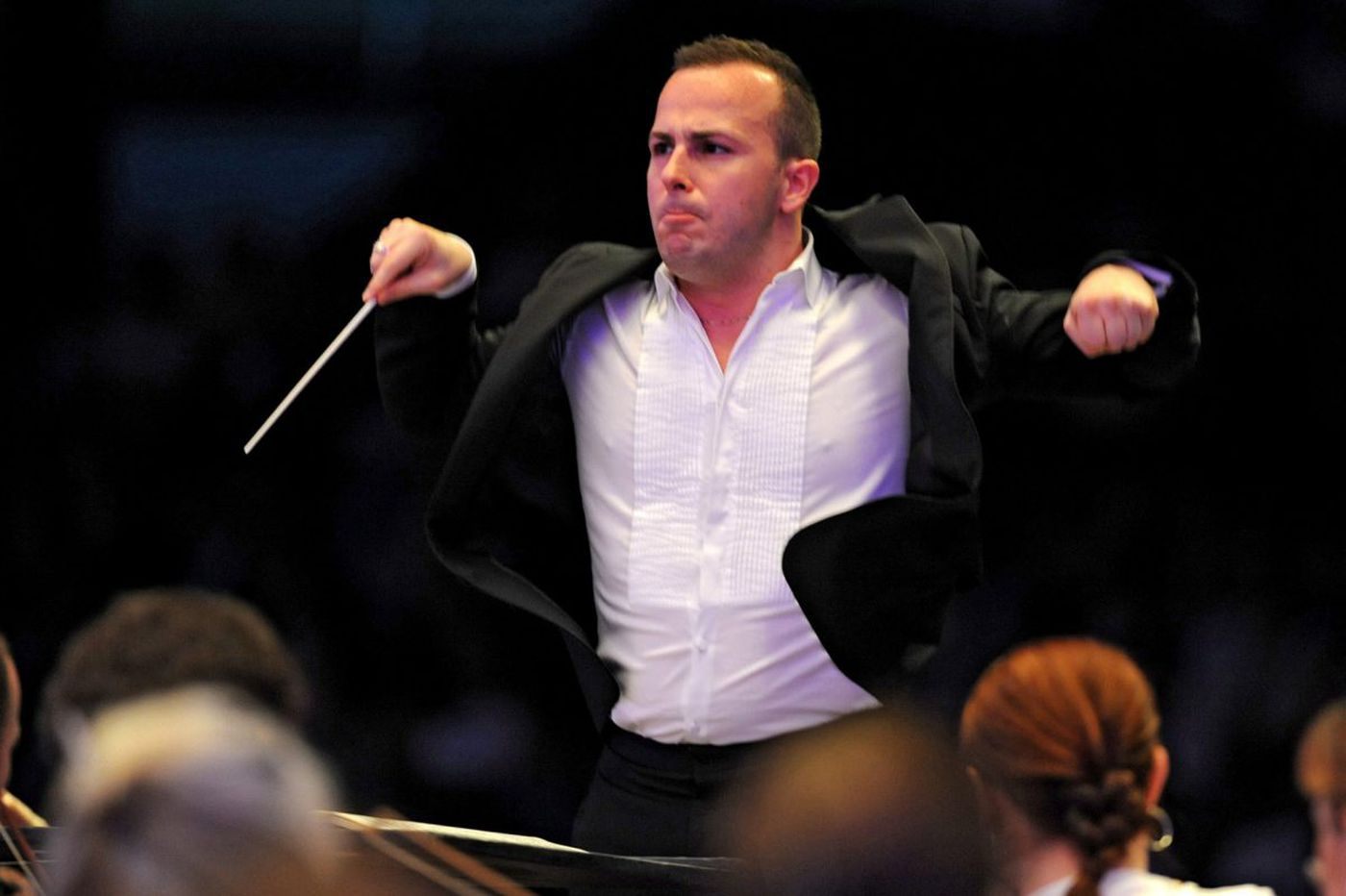 Philadelphia Orchestra gets down to business (at last)