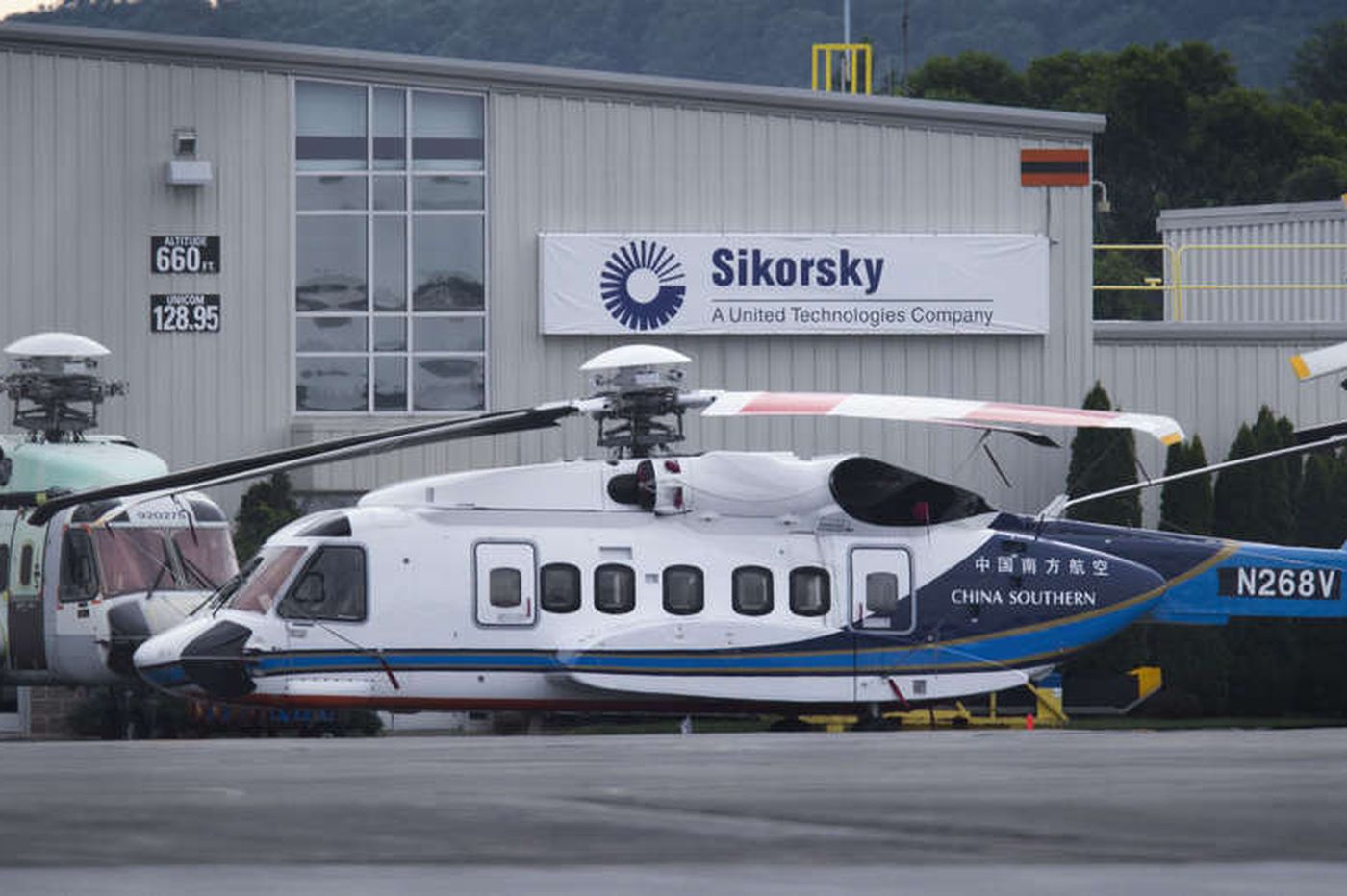 White House helicopters not enough to save Sikorsky plant in Coatesville and its 465 jobs