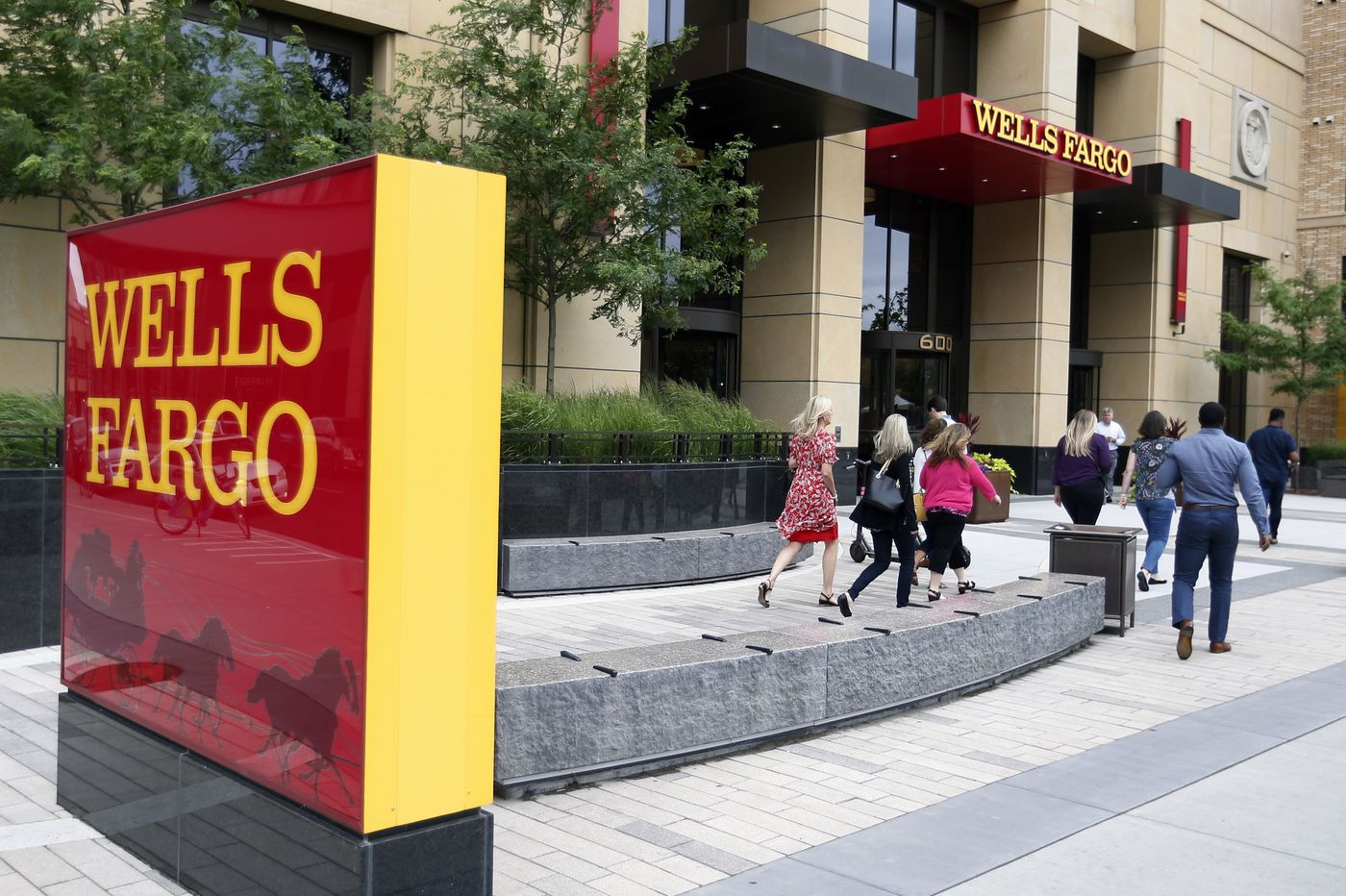 Wells Fargo fires more than 100 workers over relief fund abuse