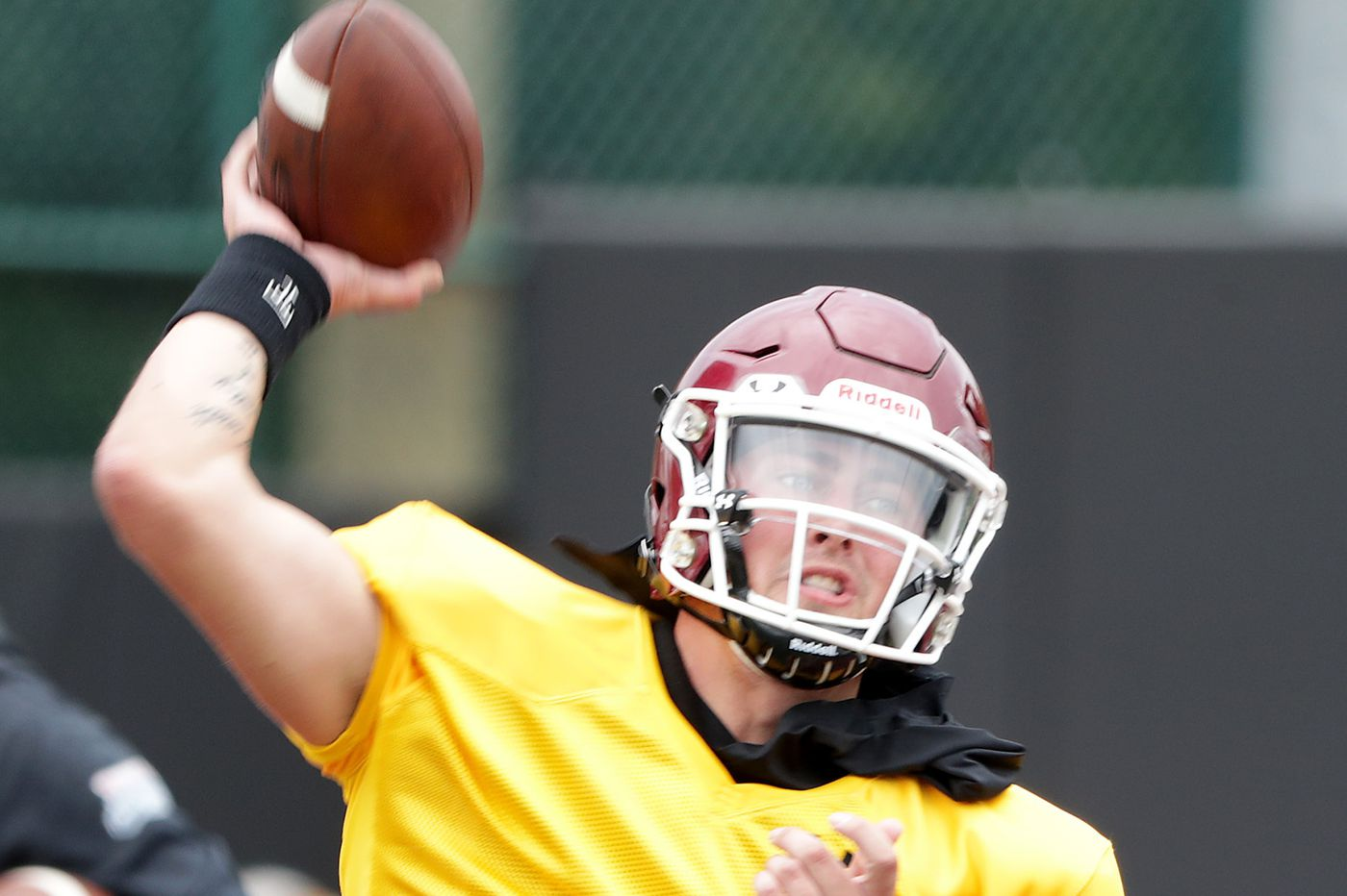 Temple's Anthony Russo welcomes quarterback competition brewing in practice and an extra year of eligibility