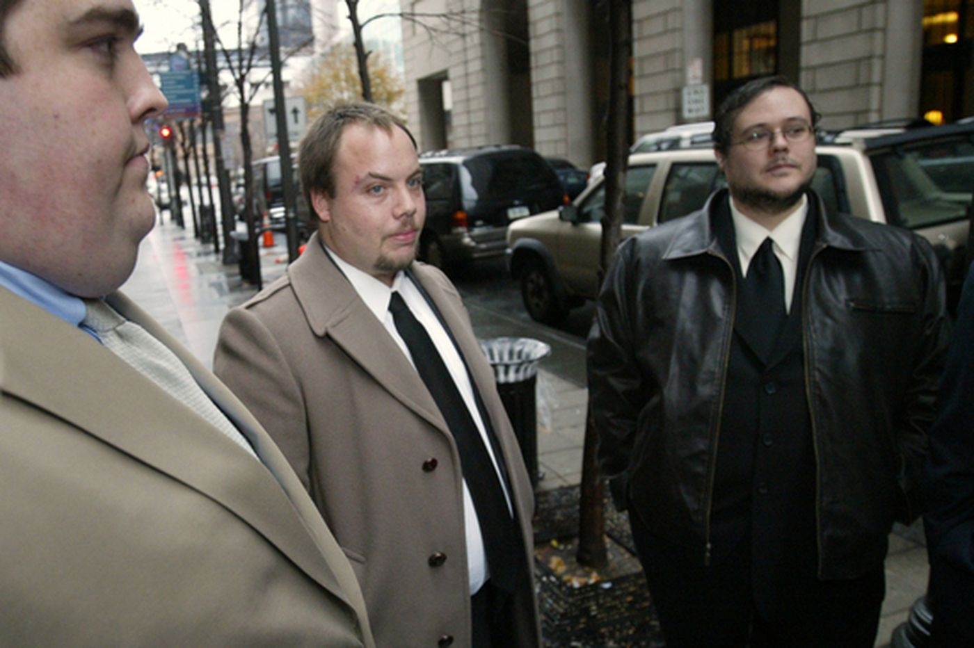 Lawyers: Activists set up by undercover cops at KKK rally