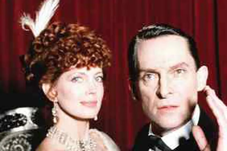 Jeremy Brett (with Gayle Hunnicutt as Irene Adler) is considered by Sherlockians one of the two best screen incarnations of Holmes. His British series was seen on PBS.
