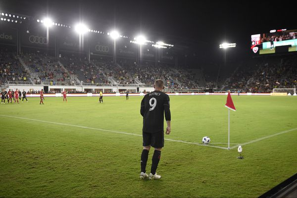 Even with playoff loss, Wayne Rooney's impact on D.C. United has been undeniable