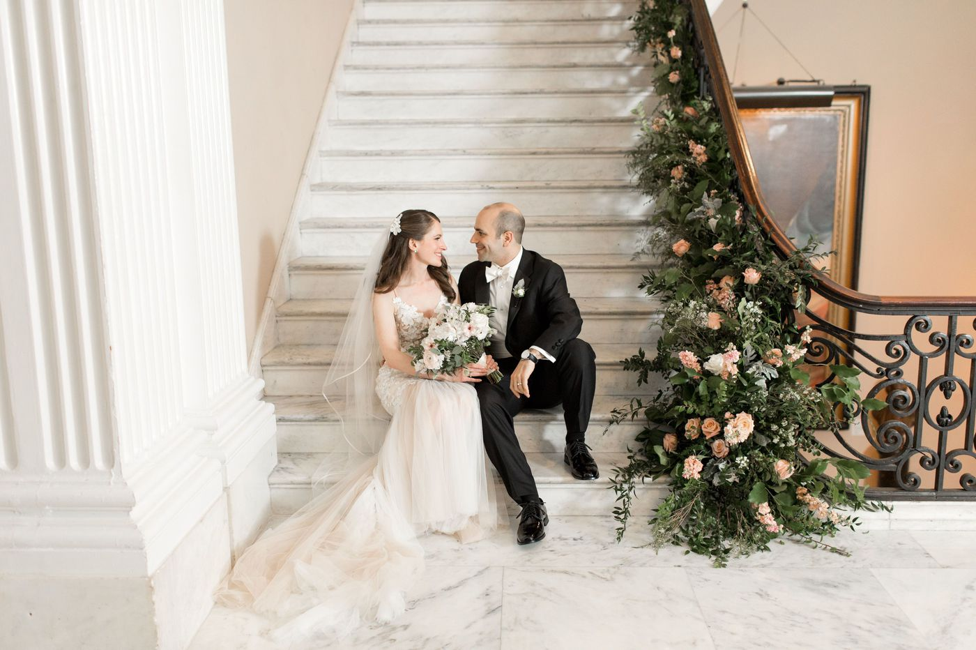 Philadelphia weddings: Madeline Sasso and Joseph Dell'Aquila